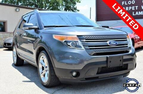 2015 Ford Explorer for sale at LAKESIDE MOTORS, INC. in Sachse TX