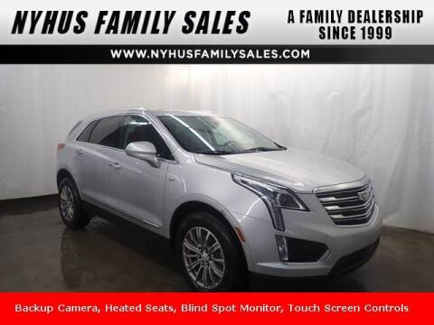2018 Cadillac XT5 for sale at Nyhus Family Sales in Perham MN