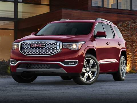 2017 GMC Acadia for sale at GRIEGER'S MOTOR SALES CHRYSLER DODGE JEEP RAM in Valparaiso IN