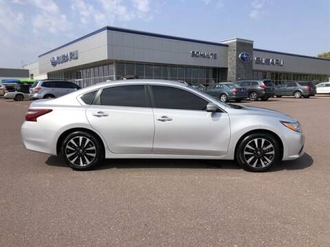 2018 Nissan Altima for sale at Schulte Subaru in Sioux Falls SD