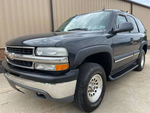 2004 Chevrolet Tahoe for sale at Prime Auto Sales in Uniontown OH