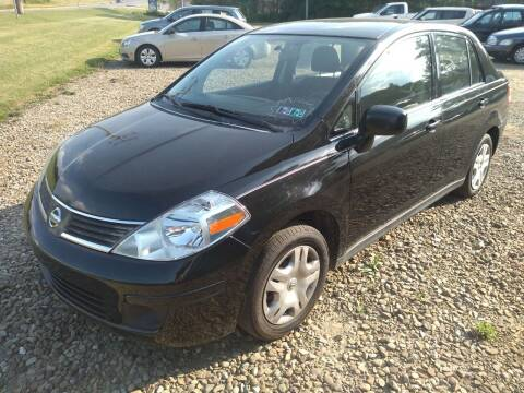 2008 Nissan Versa for sale at Seneca Motors, Inc. (Seneca PA) in Seneca PA