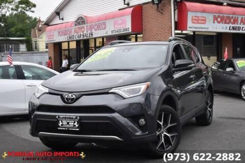 2017 Toyota RAV4 for sale at www.onlycarsnj.net in Irvington NJ