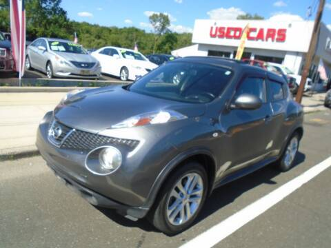 2011 Nissan JUKE for sale at Island Auto Buyers in West Babylon NY