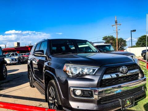 2014 Toyota 4Runner for sale at Mickdiesel Motorplex in Amarillo TX
