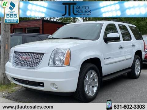 2008 GMC Yukon for sale at JTL Auto Inc in Selden NY