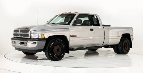 2001 Dodge Ram Pickup 3500 for sale at Houston Auto Credit in Houston TX