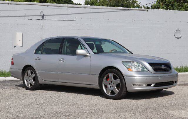 2006 Lexus LS 430 for sale at No 1 Auto Sales in Hollywood FL