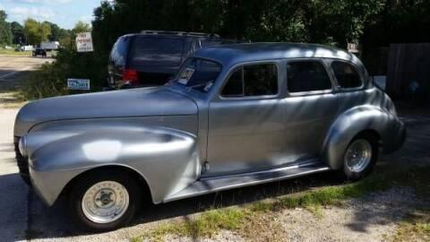 1940 Oldsmobile Custom for sale at Haggle Me Classics in Hobart IN