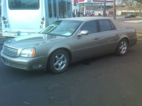 2003 Cadillac DeVille for sale at University Auto Sales Inc in Pocatello ID
