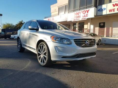 2017 Volvo XC60 for sale at Convoy Motors LLC in National City CA