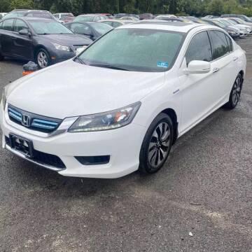 2015 Honda Accord Hybrid for sale at Prestige Pre - Owned Motors in New Windsor NY