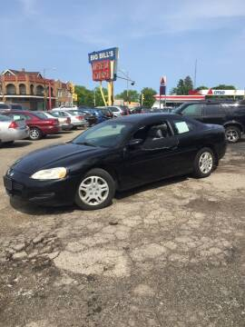 2002 Dodge Stratus for sale at Big Bills in Milwaukee WI