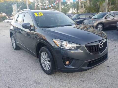 2015 Mazda CX-5 for sale at Brascar Auto Sales in Pompano Beach FL