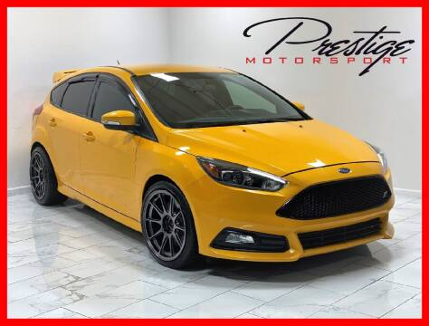 2016 Ford Focus for sale at Prestige Motorsport in Rancho Cordova CA