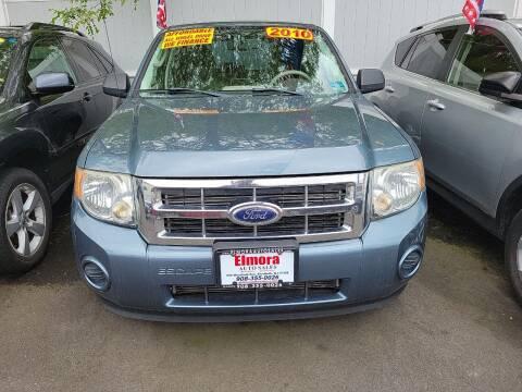 2010 Ford Escape for sale at Elmora Auto Sales in Elizabeth NJ