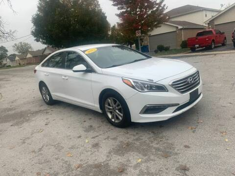 2015 Hyundai Sonata for sale at Posen Motors in Posen IL