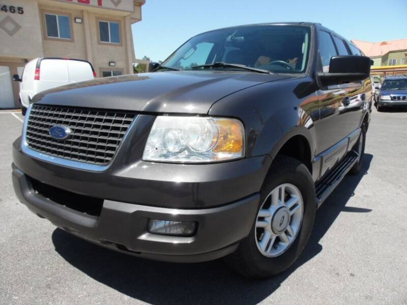 2003 Ford Expedition for sale at Best Auto Buy in Las Vegas NV