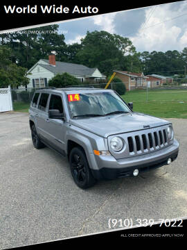 2014 Jeep Patriot for sale at World Wide Auto in Fayetteville NC