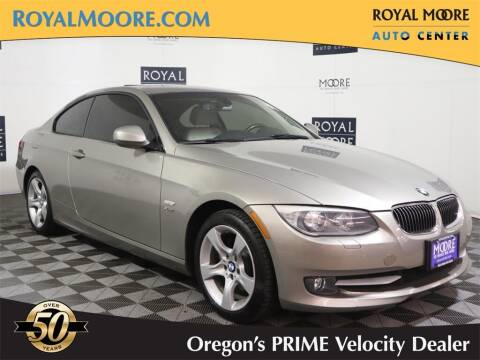 2011 BMW 3 Series for sale at Royal Moore Custom Finance in Hillsboro OR