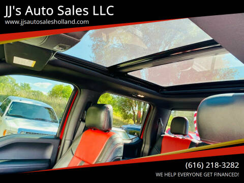 2018 Ford F-150 for sale at JJ's Auto Sales LLC in Holland MI