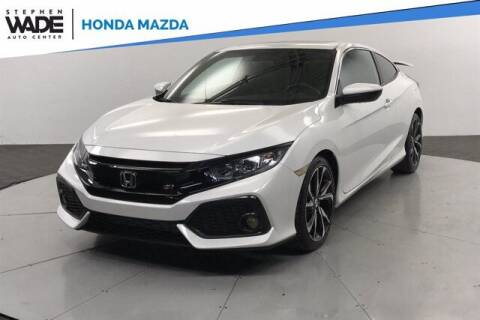 2018 Honda Civic for sale at Stephen Wade Pre-Owned Supercenter in Saint George UT
