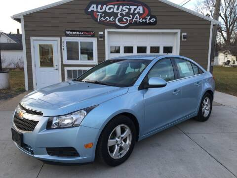 2012 Chevrolet Cruze for sale at Augusta Tire & Auto in Augusta WI