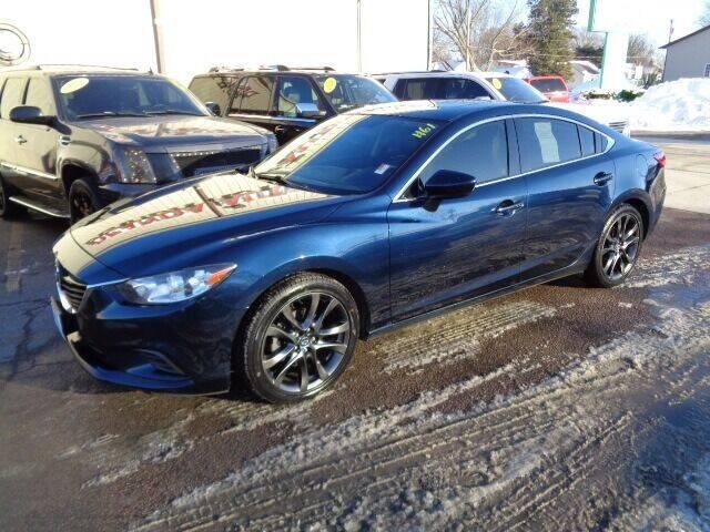 2015 Mazda MAZDA6 for sale at De Anda Auto Sales in Storm Lake IA