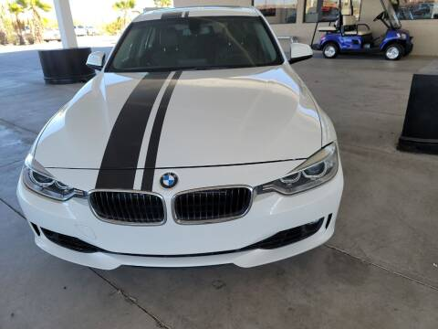 2013 BMW 3 Series for sale at Carzz Motor Sports in Fountain Hills AZ