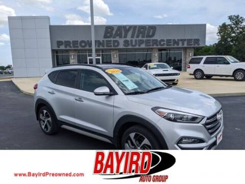 2018 Hyundai Tucson for sale at Bayird Truck Center in Paragould AR