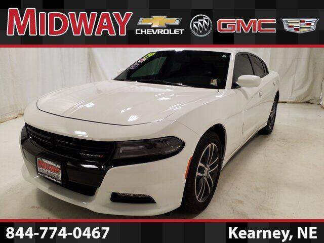 2019 Dodge Charger for sale at Midway Auto Outlet in Kearney NE