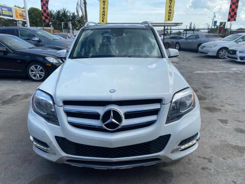 2015 Mercedes-Benz GLK for sale at America Auto Wholesale Inc in Miami FL