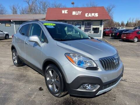 2014 Buick Encore for sale at Newcombs Auto Sales in Auburn Hills MI