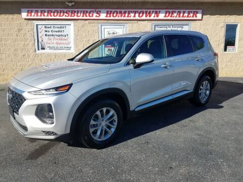 2019 Hyundai Santa Fe for sale at Auto Martt, LLC in Harrodsburg KY