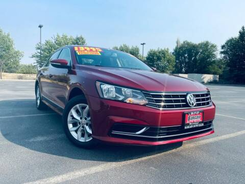 2016 Volkswagen Passat for sale at Bargain Auto Sales LLC in Garden City ID