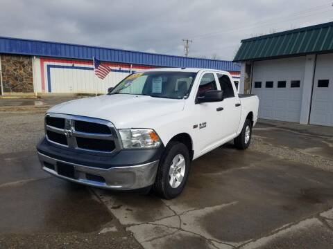 2015 RAM Ram Pickup 1500 for sale at Bull Mountain Auto, Truck & Trailer Sales in Roundup MT