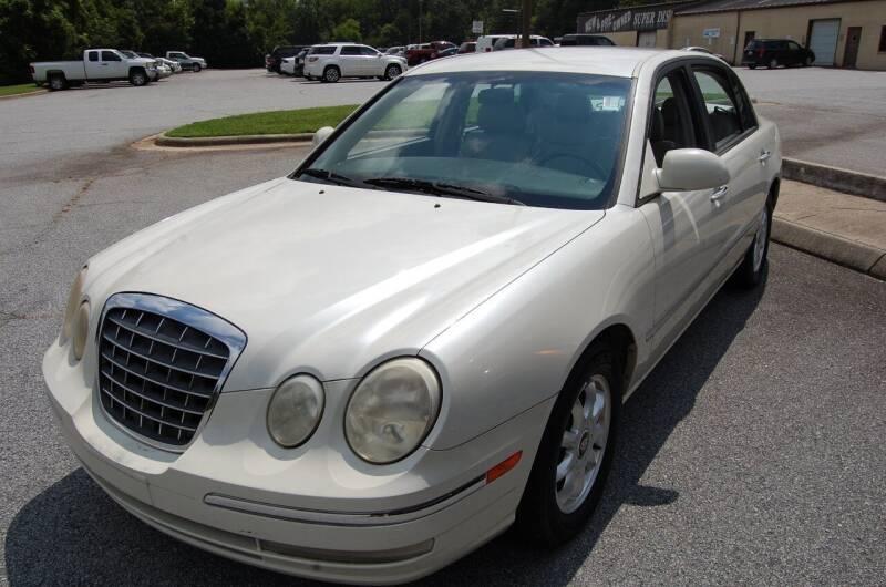 2004 Kia Amanti for sale at Modern Motors - Thomasville INC in Thomasville NC