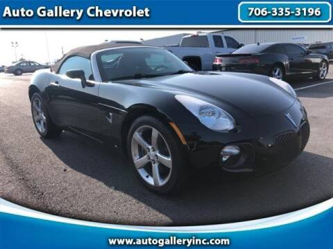 2007 Pontiac Solstice for sale at Auto Gallery Chevrolet in Commerce GA