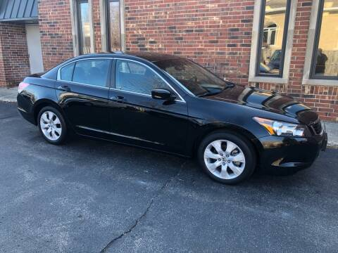 2010 Honda Accord for sale at Riverview Auto Brokers in Des Plaines IL
