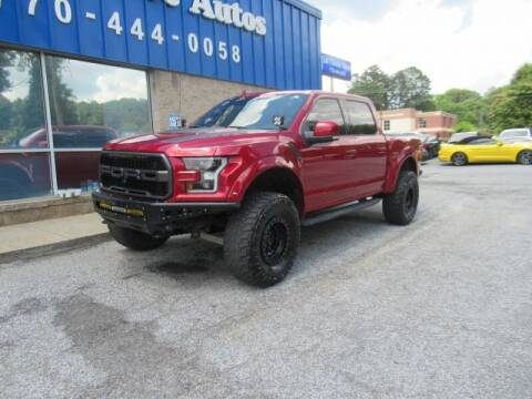 2019 Ford F-150 for sale at 1st Choice Autos in Smyrna GA