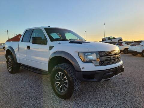 2010 Ford F-150 for sale at BERKENKOTTER MOTORS in Brighton CO