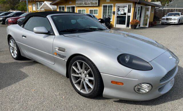 2001 Aston Martin DB7 for sale at MISSION AUTOS in Hayward CA