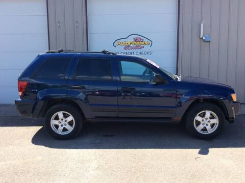 2005 Jeep Grand Cherokee for sale at The AutoFinance Center in Rochester MN