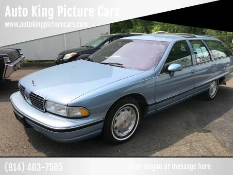 1992 Oldsmobile Custom Cruiser for sale at Auto King Picture Cars - Rental in Westchester County NY