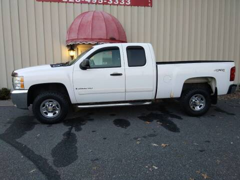 2008 Chevrolet Silverado 2500HD for sale at Bethlehem Auto Sales LLC in Hickory NC