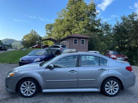 2011 Subaru Legacy for sale at R C MOTORS in Vilas NC