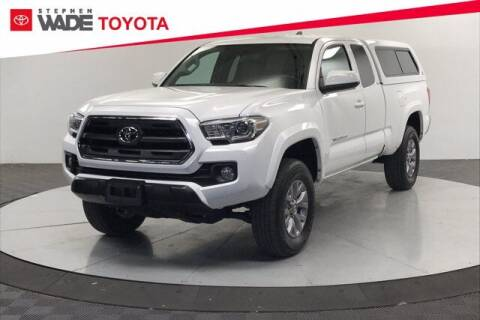 2016 Toyota Tacoma for sale at Stephen Wade Pre-Owned Supercenter in Saint George UT