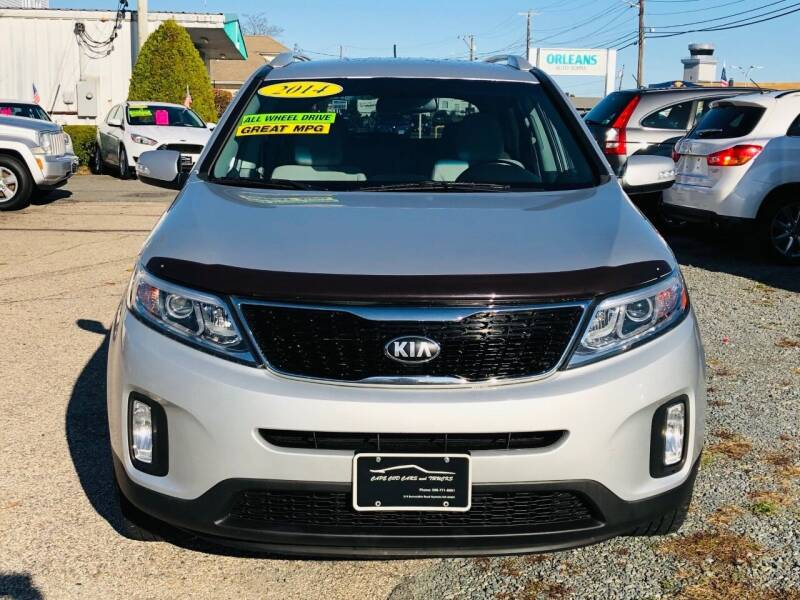 2014 Kia Sorento for sale at Cape Cod Cars & Trucks in Hyannis MA