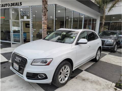 2015 Audi Q5 for sale at AutoDeals in Hayward CA