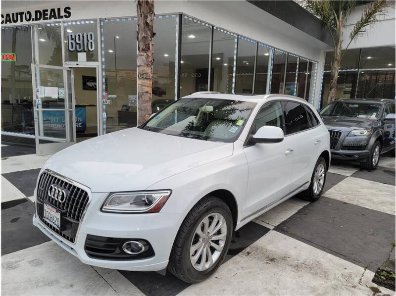 2015 Audi Q5 for sale at AutoDeals in Hayward CA